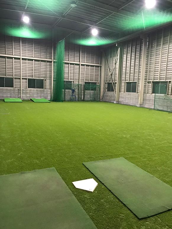 LTS野球教室